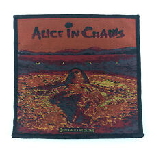 "Alice In Chains patch Dirt Official 4""x4"""