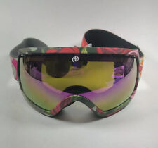 Electric B4BC Pink Purple Green Colored Lens Ski Snowboard Snow Goggles Rare