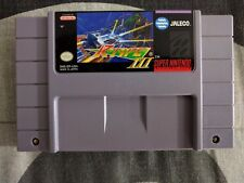 R-Type III 3 (Super Nintendo SNES) Cart Only - Free Shipping & Insurance
