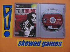 True Crimes Streets Of La - XBox Microsoft