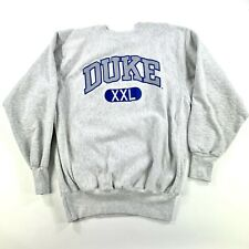NWOT VTG Duke University 1994 Champion Reverse Weave Sweatshirt Deadstock Rare