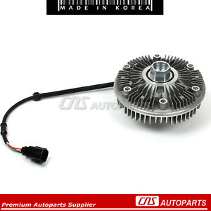 For 2003-09 Dodge Ram 2500 3500 4500 5500 5.9L 6.7L Electric Cooling Fan Clutch