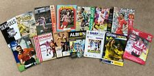More details for 60 exeter city home and away programmes ranging from mid 80's - 2000's