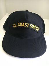 """U S Coast Guard Cap """"Us Coast Guard """""""