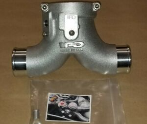 IPD 58276 Intake Manifold Plenum for Porsche 958 Cayenne Turbo ('10-Present)
