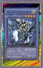 Paladin du Dragon Blanc DPKB-FR024 Lumière Dragon Rituel Effet Niveau 4 YGO