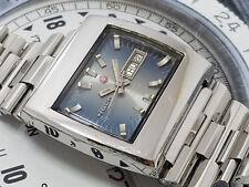 Rare Vintage Felca Space star TV Dial Automatic Gents with original bracelet.
