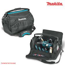 Original Makita Electricians Wing Open Type Multi Hand Tool Bag Case Organizer