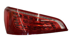 2009 2010 2011 2012 AUDI Q5 LEFT DRIVER SIDE LH LED TAIL LIGHT OEM 8R0945094B