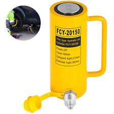 44000lbs 6 Stroke Hydraulic Cylinder Jack Industrial Lift Cylinder Heavy Duty