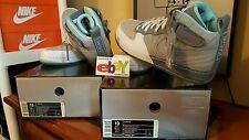 Nike Air Jordan AJF 12 LS Retro 12/21/07 SLVR/CHUTNEY-STEALTH-GLCR IC 318546 071