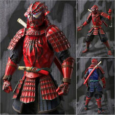 Movie Realization Samurai Spider-Man PVC Action Figure Toy Gift WJW
