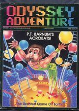 Original 1983 Odyssey Adventure Video Game Magazine Winter Issue #5 RARE