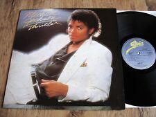 MICHAEL JACKSON, THRILLER, UK EPIC VINYL LP, 1982, FUNK / SOUL, EXCELLENT VINYL