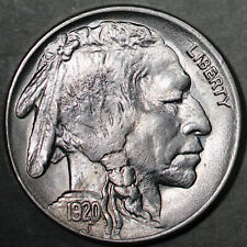 1920 Buffalo Nickel 5C - Gem Uncirculated
