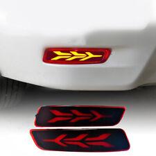 Rear Bumper Fog light decoration lamp led brake light for Lexus ES350 ES300h
