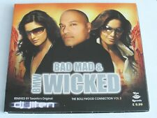 BMW - Bad Mad & Wicked - Vol 2 - Bollywood Interest (CD Album) Used Very Good