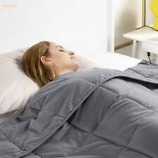 5,5/6.8/9 kg Gewichtsdecke Weighted Blanket Therapiedecke Schwere Decke NEU*