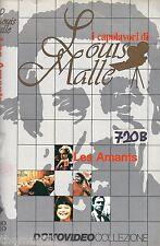 Les Amants (1966)  VHS Domovideo  Ed. Collezione  Louis Malle Jeanne Moreau