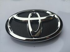 NEW 2010 & 2011 TOYOTA CAMRY FRONT GRILL EMBLEM BUMPER RADIATOR BLACK & CHROME