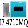 Intel Core I7-4710MQ SR1PQ 2.5-3.5GHz 6M Mobile CPU Processor