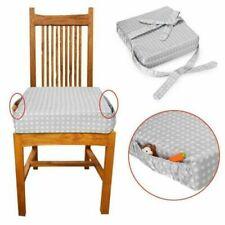 Kinder Baby Sitzerhöhung Verstellbar Tragbar Kindersitze Stuhlkissen Boost NEU