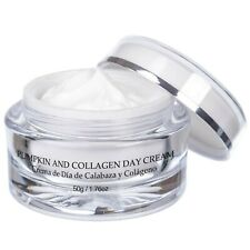 Vivo Per Lei Anti Aging Collagen Day Cream Face Moisturizer with Pumpkin