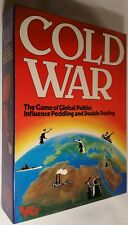 Victory Games Avalon Hill Cold War 1984 Complete Punched Great Condition