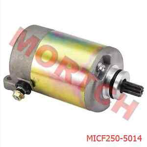CF250 CH250 Starter Motor Work With CN250 CH250 CFMoto 250 Kymco 250cc Engines