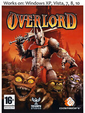 Overlord + Raising Hell PC Game