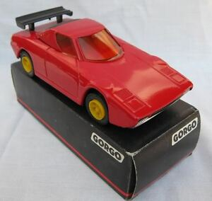 LANCIA STRATOS, Mint In Box, Friction Tin Toy, NOS, Never Played, in your BOX