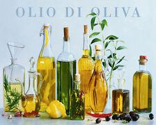 ART POSTER Olio di Oliva Olive Oil 16x20