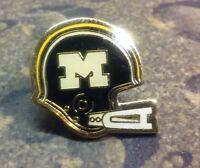 Missouri football helmet pin badge