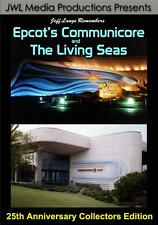 Walt Disney World, Epcot Communicore & The Living Seas DVD, Hydrolators, Seacabs