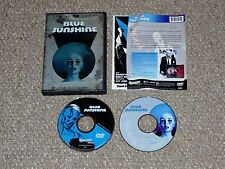 Blue Sunshine DVD 2003 2-Disc Limited Edition Complete