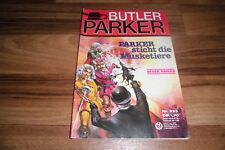 Günter Dönges -- BUTLER PARKER # 333  ...STICHT die >MUSKETIERE<
