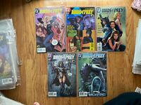 Birds Of Prey 66-70 - High Grade Comic Book- B65-94