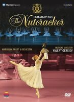 VALERY/MARIINSKY BALLET & ORCHESTRA GERGIEV - DER NUSSKNACKER  DVD NEU