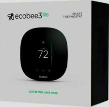 ecobee3 lite Smart Thermostat EB-STATE3LT-02 Black Brand NEW Factory Sealed