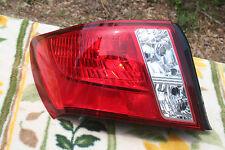 Subaru Impreza WRX STI Tailight Left 2011  genuine Subaru light  Japan #2