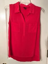 HUGE MARKDOWN‼️ Merona Size S Silky Soft Vacation Island Style Summer Shirt Top