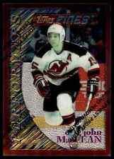 1995-96 Topps Finest John MacLean #38