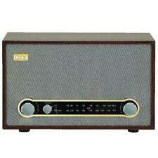 Qfx Retro Bluetooth/am/fm Radio - Wireless (retro100)