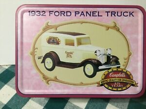 Campbell's Soup 125 years in business the 1/43 vintage 1932 Ford Panel Truck