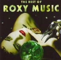 Roxy Music - The Best Of Roxy Music (NEW CD)