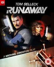Runaway (Tom Selleck, Cynthia Rhodes, Gene Simmons, Kirstie Alley) Reg B Blu-ray