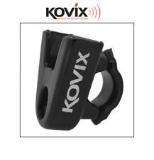 Supporto per Bloccadisco Antifurto Moto Kovix KVX Sistema di Fissaggio manubrio