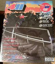 411 VM - Skate Skateboard Video Magazine & DVD - Volume 13 Issue 4 - New Sealed