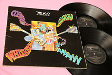 WHO 2LP A QUICK ONE SELL OUT ORIG UK 1966 EX+ TRACK RECORD GATEFOLD COVER !!!!!!