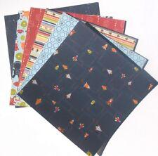 Blast Off! - 6x6 Bo Bunny Scrapbooking Paper Pack